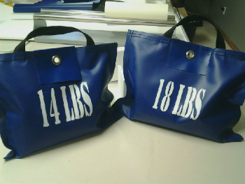 Special Hanging Shot Bags