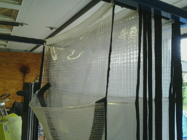 VINYL CURTAINS / DOORS / COVERS & STRAPS - Paramount Solutions Inc.